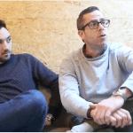 David & Etienne, Vidéaste et Photographe, noworkers de la 1ère heure à rouen !