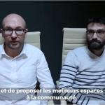 Antoine & Yohann, coworker et architectes de Nowcoworking !