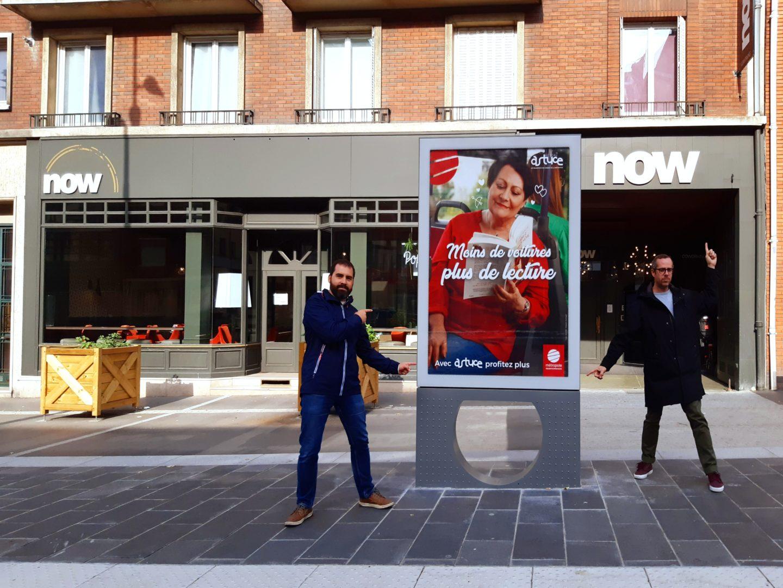 Now coworking Rouen-François et David