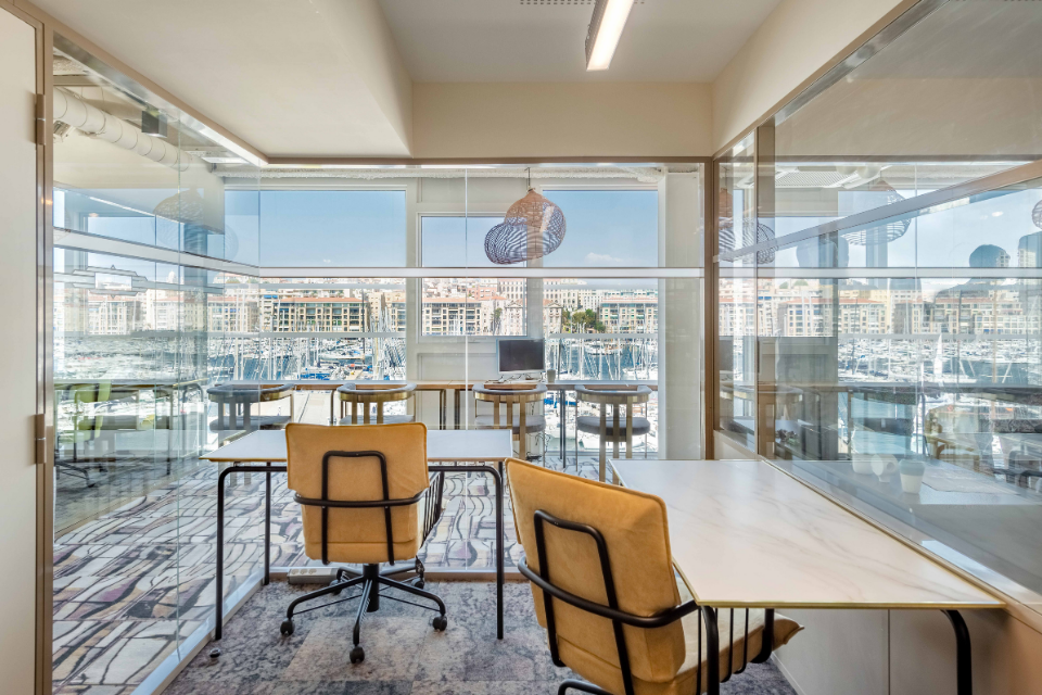 Bureau partagé en location à Marseille - Now coworking
