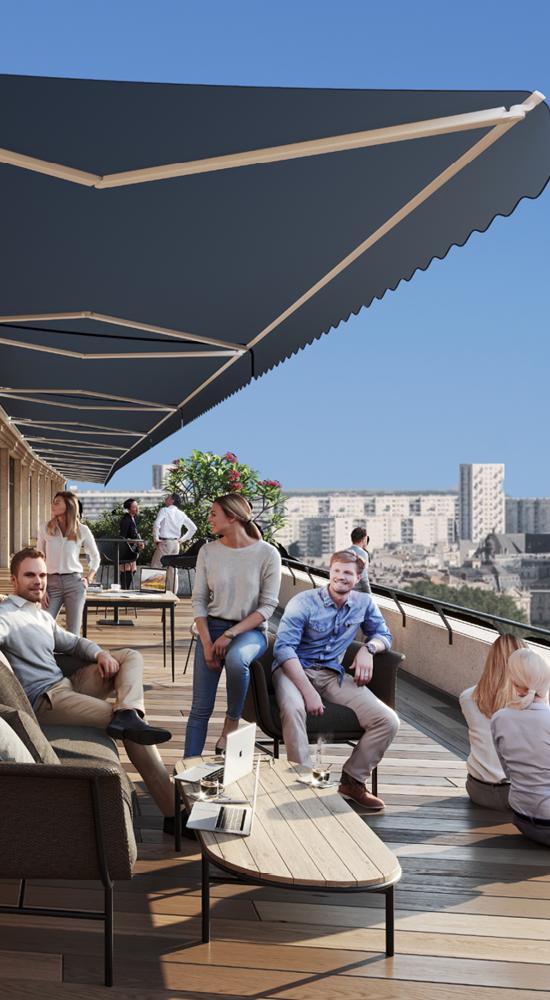 Coworking et location de bureaux à Bordeaux - Now coworking