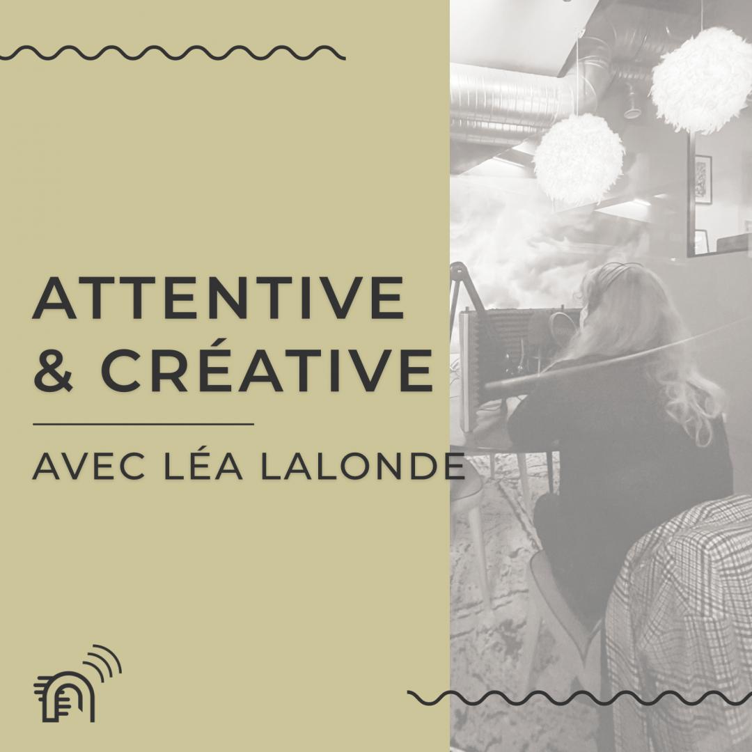 Podcast J'ai rendez vous avec Léa Lalonde