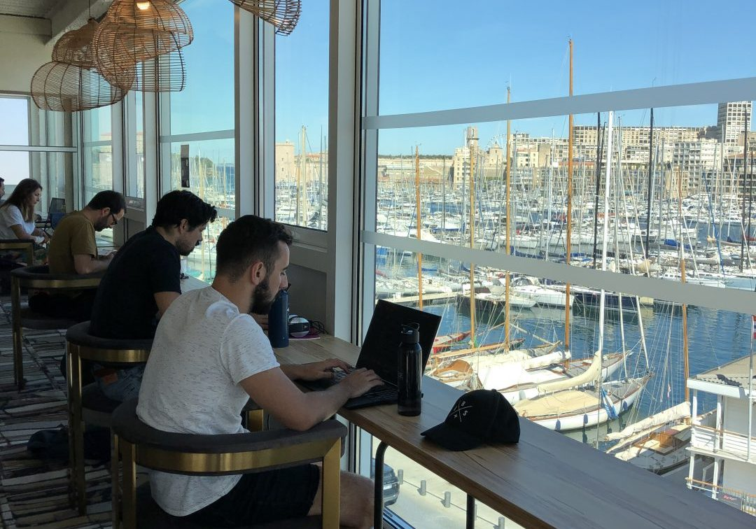 Now coworking Marseille