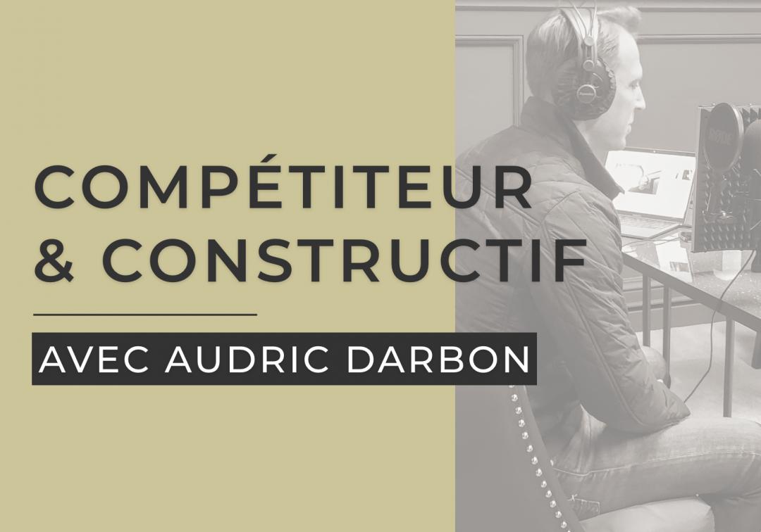 Podcast j'ai rendez-vous avec Audric Darbon
