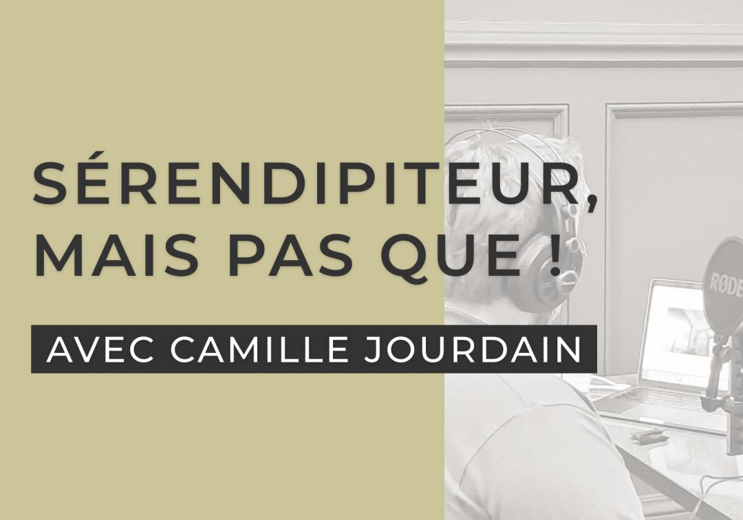 Podcast J'ai rendez vous avec Camille Jourdain
