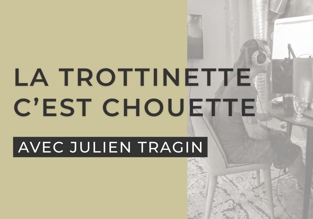 Podcast j'ai rendez vous avec Julien Tragin