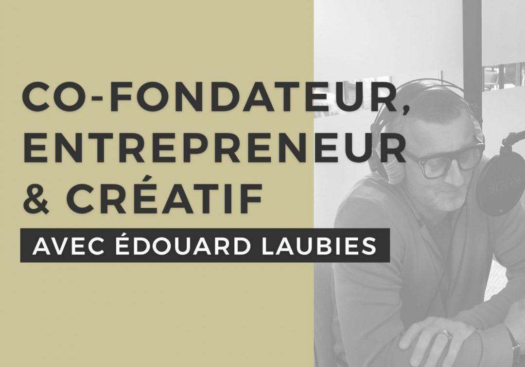 podcast edouard laubies
